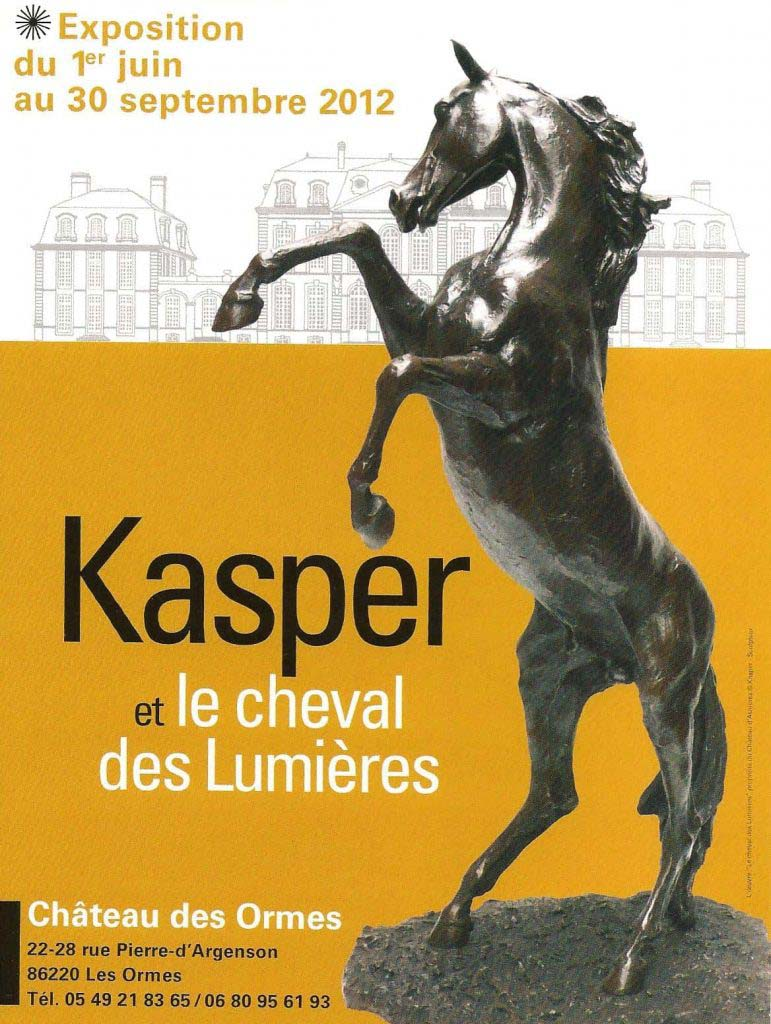 Expo Kasper_chateau_paris