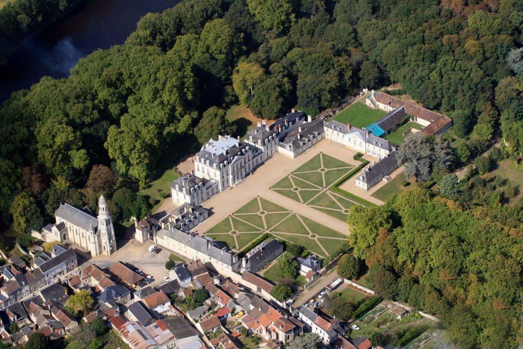 Vue arienne_chateau_paris