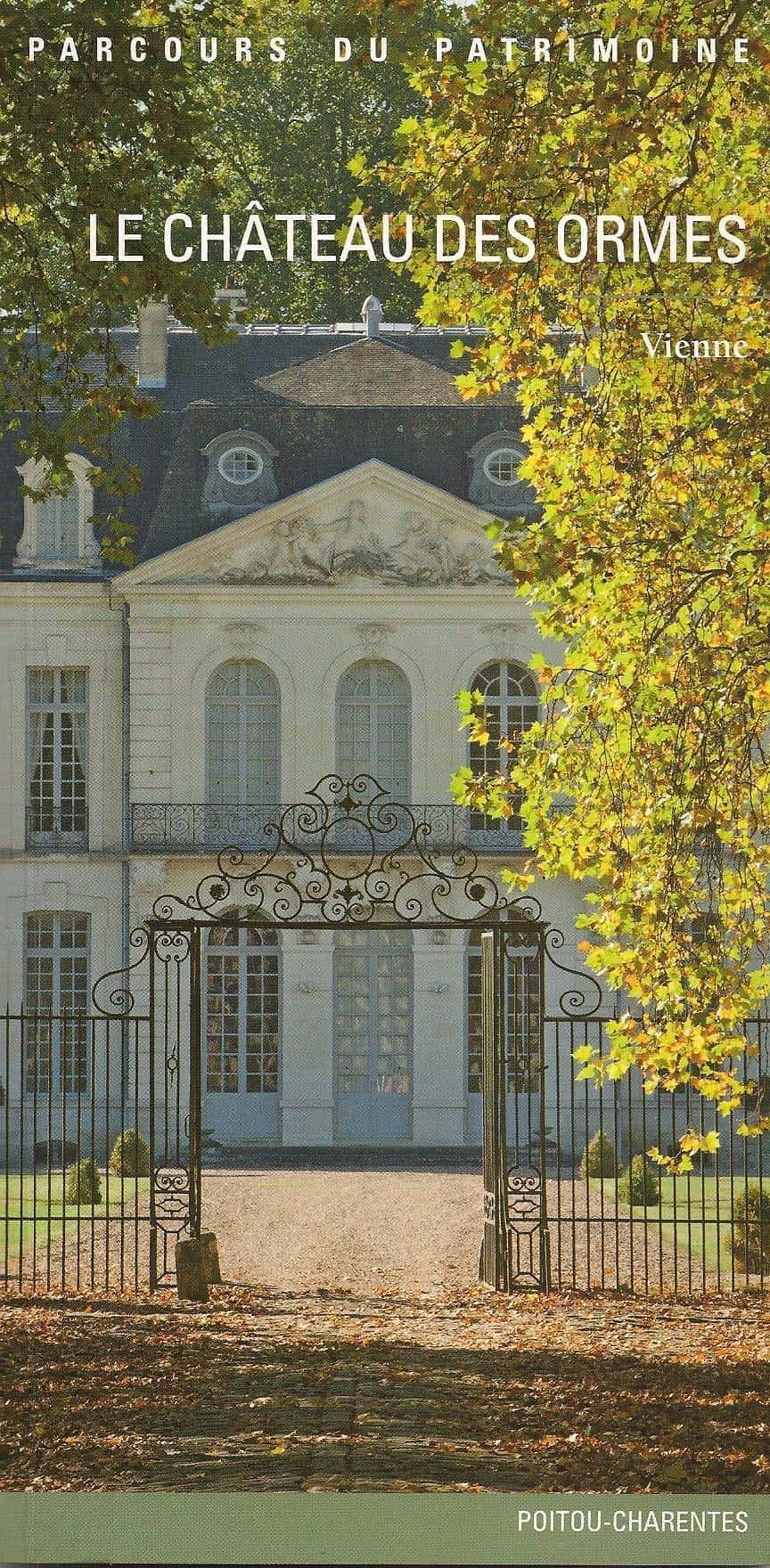 Parution du guide du château, mai 2013