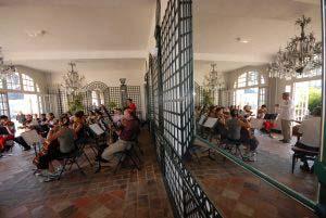 réception orangerie