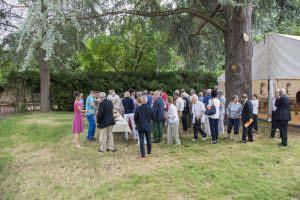 Journée de l'histoire Château des ormes 2017 ©emmanuel dissais