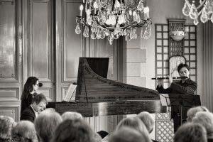 Journée Musique au Château des Ormes Octobre 2017
